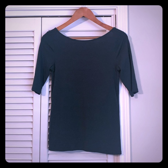 Old Navy Tops - Green ballet style shirt